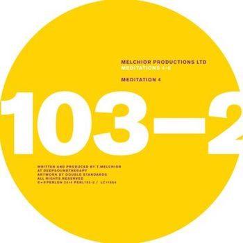 """Melchior Productions Ltd.: Meditations 4-6 [12""""]"""