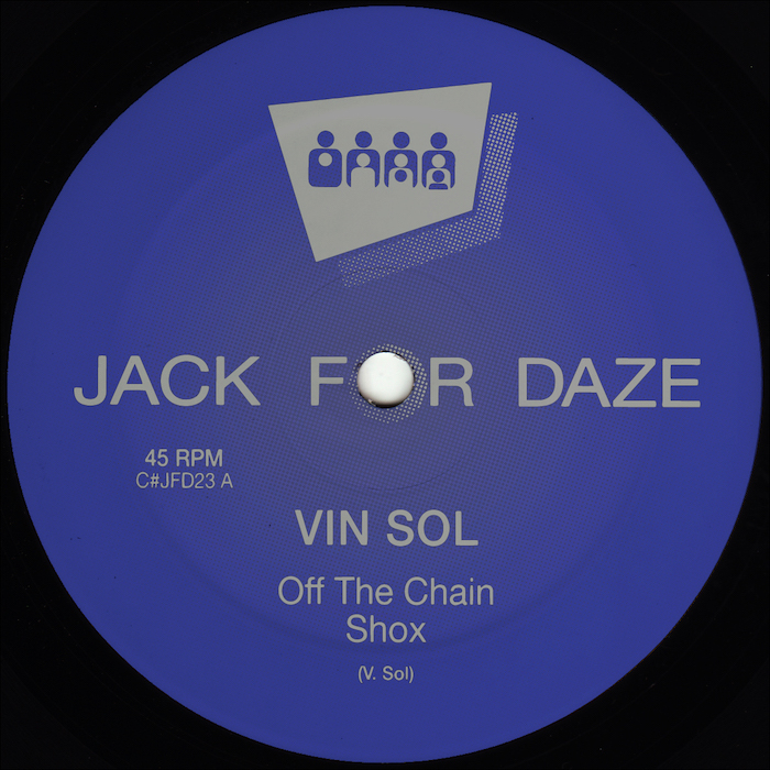 "Vin Sol: Off The Chain [12""]"