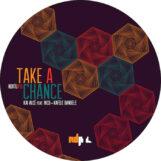 """Kai Alcé: Take A Chance — incl. remixes par Larry Heard [12""""]"""