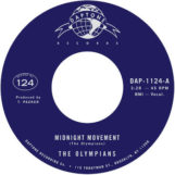 "Olympians, The: Midnight Movement / The Rain Song [7""]"