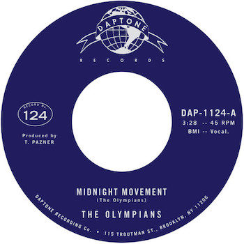 """Olympians, The: Midnight Movement / The Rain Song [7""""]"""