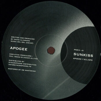 "Sunkiss: Apogee / Eclipse [12""]"