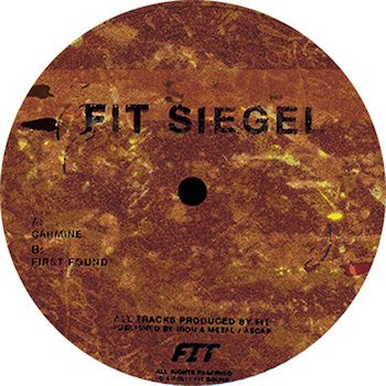 "Siegel, Aaron ""FIT"": Carmine / First Found [12""]"