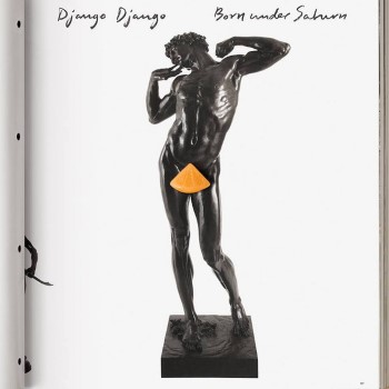 Django Django: Born Under Saturn [CD]