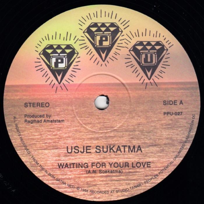 "Sukatma, Usje: Waiting For Your Love [12""]"