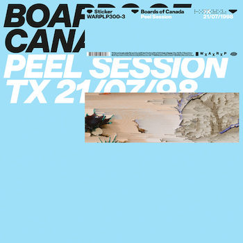 "Boards of Canada: Peel Session [12""]"