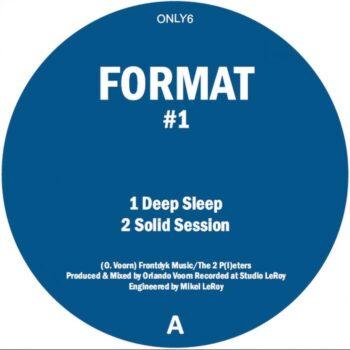 """Format: Format #1 [12""""]"""