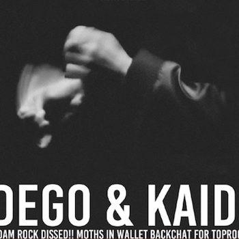 """Dego & Kaidi: EP [12""""]"""