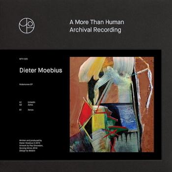 """Moebius: Nidemonex EP [12""""]"""