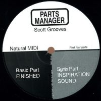 "Scott Grooves: Parts Manager (First Four) [12""]"