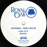"Antenna: New Life EP [12""]"