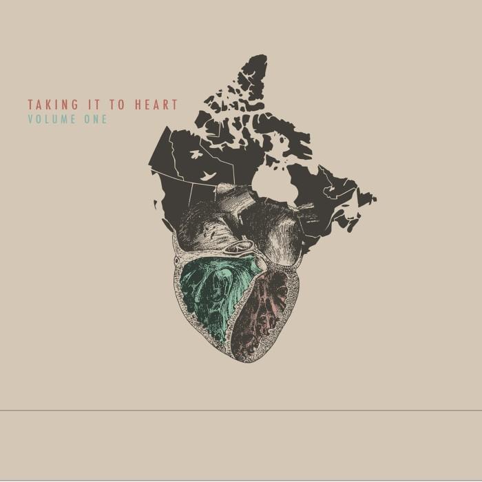 variés: Taking It To Heart, Vol.1 [LP]