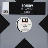 "Zomby: Let's Jam EP2 [12""]"