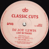 "DJ Joe Lewis: Lost In Tracks [12""]"