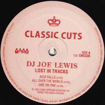 """DJ Joe Lewis: Lost In Tracks [12""""]"""
