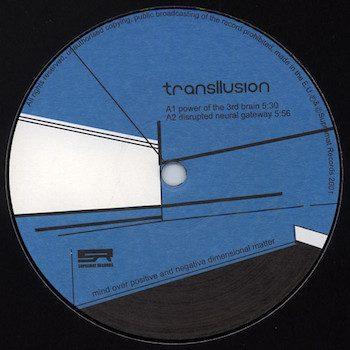 """Transllusion: Mind Over Positive & Negative Dimensional Matter [12""""]"""