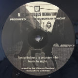 "Suburban Knight: Nocturbulous Behaviour [12""]"