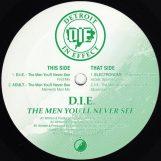 "D.I.E.: The Men You'll Never See [12""]"