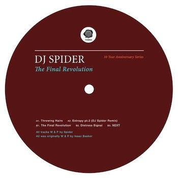 "DJ Spider: The Final Revolution [12""]"