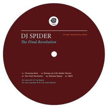 "DJ Spider: The Final Revolution [12""]"