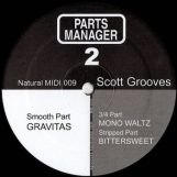 """Scott Grooves: Parts Manager 2 [12""""]"""