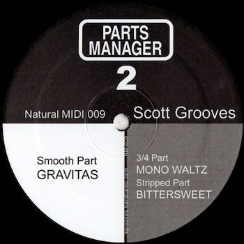 "Scott Grooves: Parts Manager 2 [12""]"