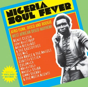 variés: Nigeria Soul Fever - Afro Funk, Disco and Boogie [2xCD]