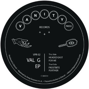 """Val G: Val G EP [12""""]"""