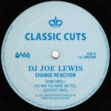 "DJ Joe Lewis: Change Reaction [12""]"