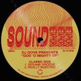 """DJ Dove: God O'Mighty EP [12""""]"""
