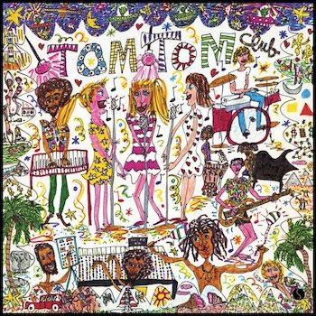 Tom Tom Club: Tom Tom Club [LP blanc]