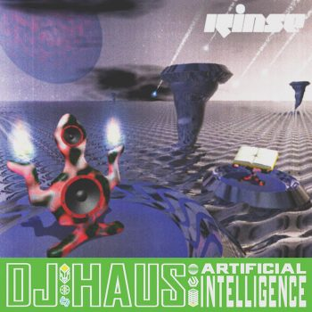 DJ Haus: Artificial Intelligence [2xLP]