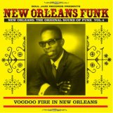 variés: New Orleans Funk Vol. 4: Voodoo Fire In New Orleans 1951-75 [CD]