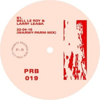 """Bell Le Roy & Larry Leaba: Leaba and Le-Roy's Long Mixes [12""""]"""
