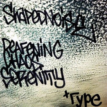 """Shapednoise: Deafening Chaos Serenity [12""""]"""