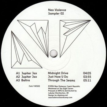 "variés: Neo Violence Vinyl Sampler 002 [12""]"