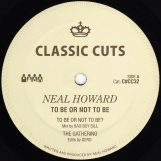"Howard, Neal: To Be Or Not To Be EP [12""]"