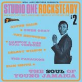 variés: Studio One Rocksteady 2: The Soul Of Young Jamaica [CD]