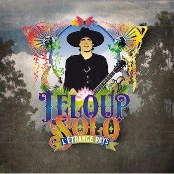 Leloup, Jean: L'étrange pays [CD]