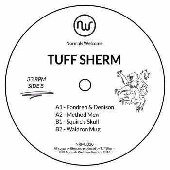 """Tuff Sherm: Squire's Skull [12""""]"""