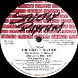 "Logic: The Warning / The Final Frontier [12""]"