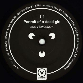"""I-F: Portrait Of A Dead Girl: The Cause [12""""]"""