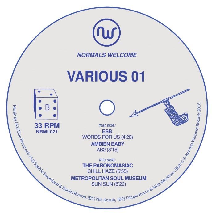 """variés: Various 01 [12""""]"""