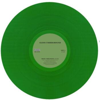 "Glenn Underground: Moog Vibrations [12"", vinyle vert]"