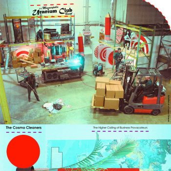 Minneapolis Uranium Club, The: The Cosmo Cleaners [LP]