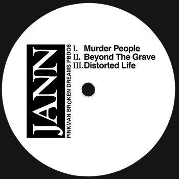 """Jann: Murder People [12""""]"""