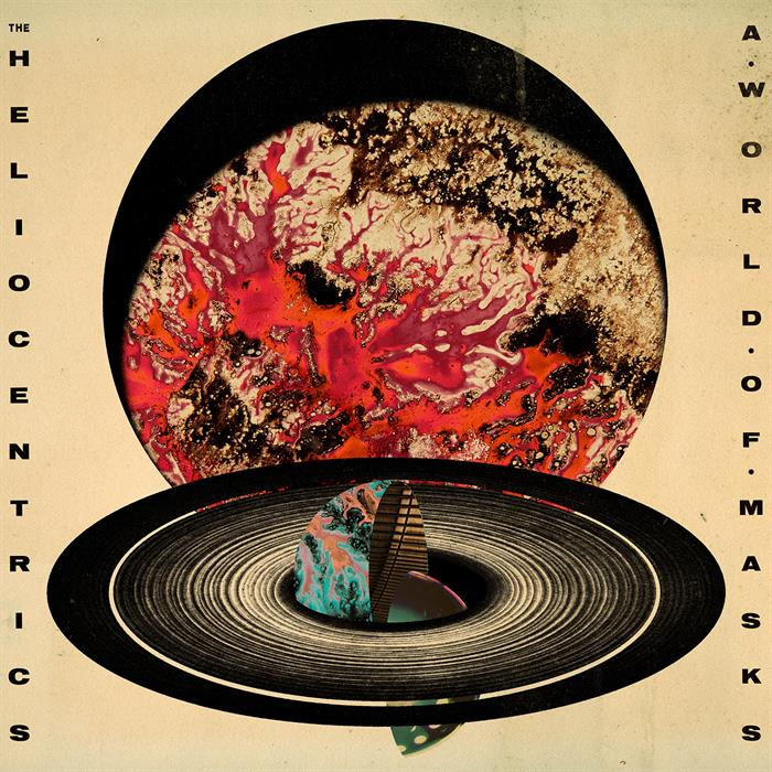 Heliocentrics, The: A World Of Masks [LP]