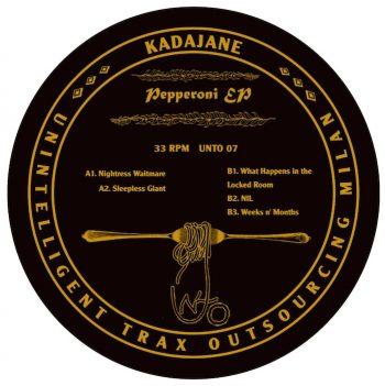 "Kadajane: Pepperoni EP [12""]"