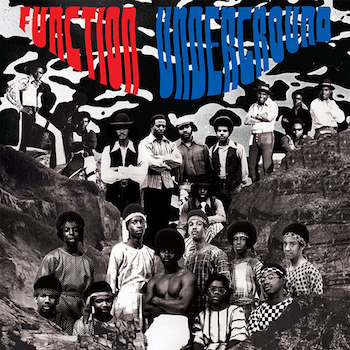 variés: Function Underground: The Black & Brown American Rock Sound 1969-1974 [CD]