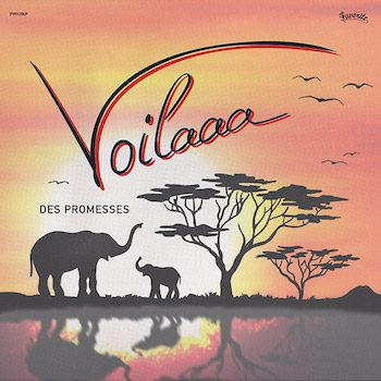 Voilaaa: Des Promesses [CD]